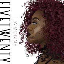 Cover art for La'Vonne EP FiveTwenty