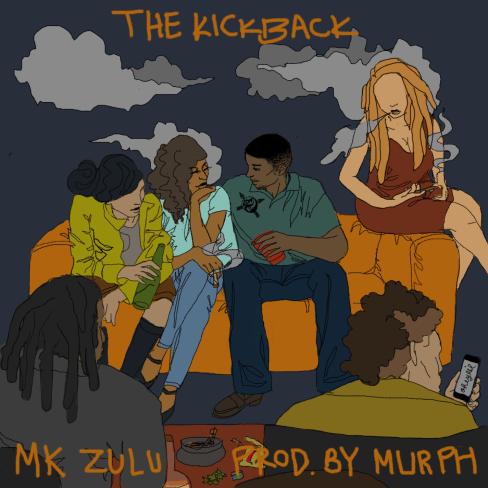 Cover art for MK Zulu The Kickback