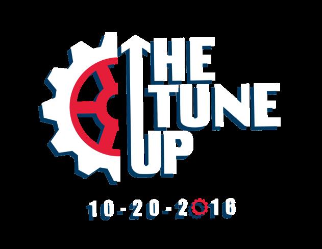 The Tune Up Shirt Logo SHADOW