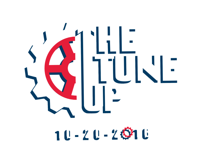 The Tune Up Shirt Logo SHADOW